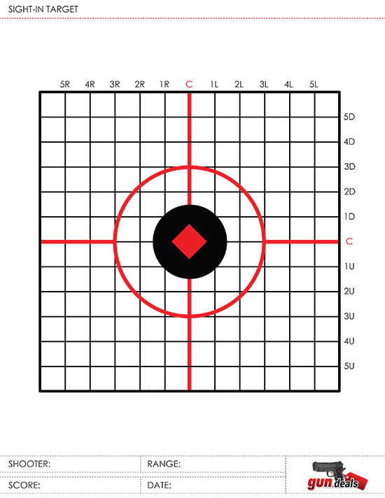 gun.deals sight-in target