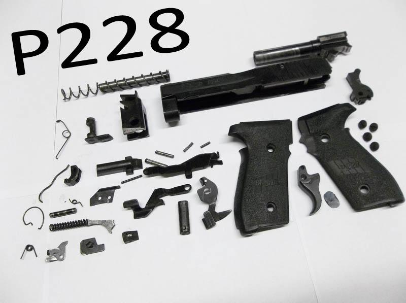 Sig P228 9mm Parts Kit - $129 99 + Free Shipping after code