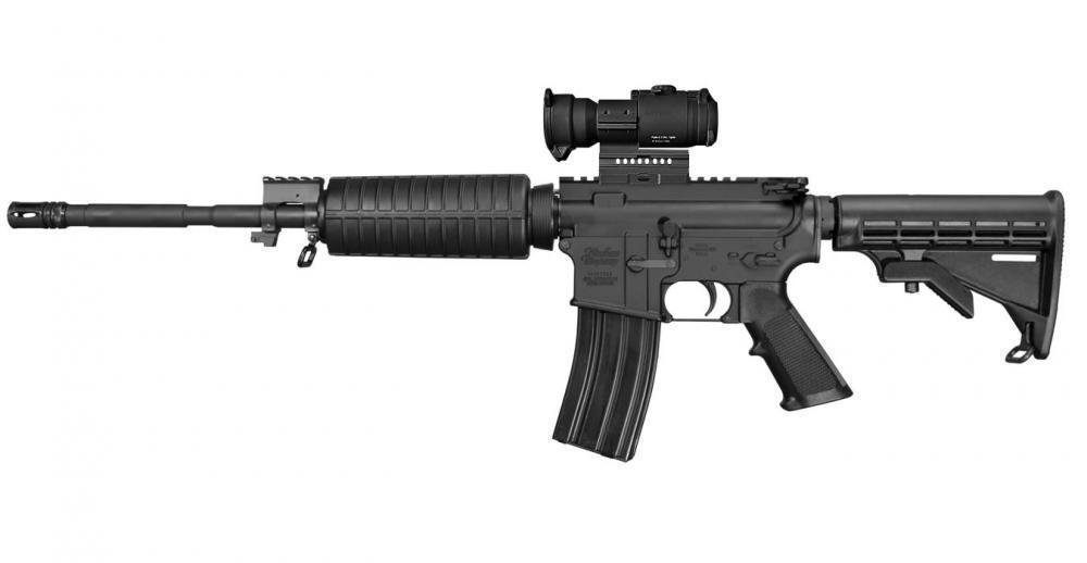 Windham Weaponry Src 5 56mm M4a4 Flat Top Rifle With Aimpoint Pro Patrol Optic 869 99 Free S H On Firearms Gun Deals