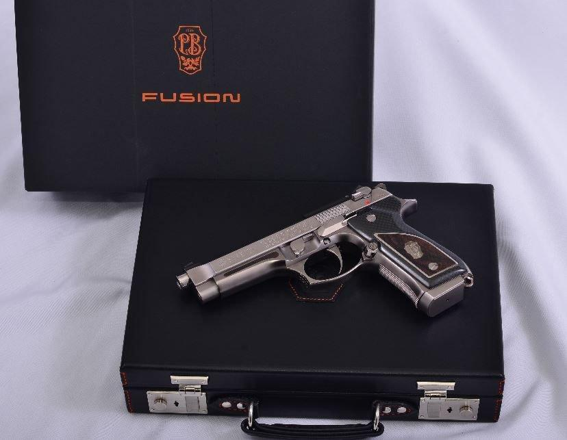 Beretta 92FS Fusion 9mm Exclusive 1 of 60 - $9921 (make an offer)