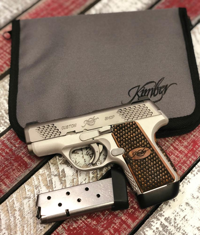 Kimber EVO SP STS Raptor 9mm - $749 99 ($649 99 after $100 MIR) (Free S/H  on Firearms)