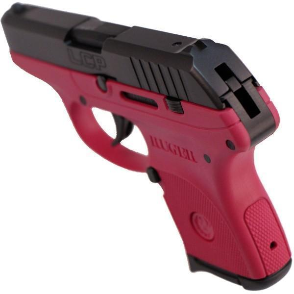 Ruger Lcp Raspberry Frame 380 Auto 275 Barrel 03705 19999