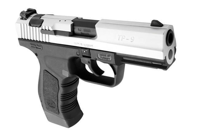 Canik TP-9 9mm Chrome - $284 22 (Free S/H on Firearms)