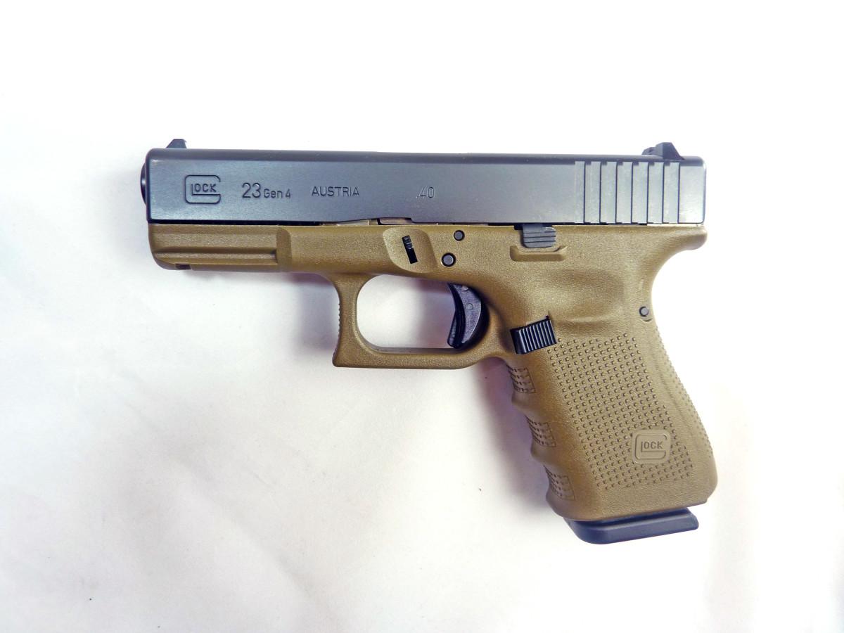 Großzügig Glock 23 Rahmen Ideen - Benutzerdefinierte Bilderrahmen ...