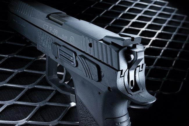 CZ P09 Duty 9mm 4 3