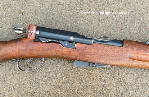 Swiss Model 1911 7.5 Swiss K11 Carbine - $259.95 | gun.deals