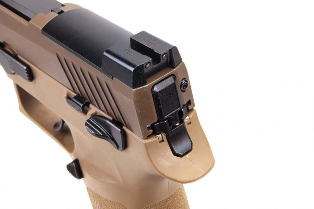 Sig Sauer P320 M17 9mm Full-Size - $509 99 (e-mail price) (Free S/H on  Firearms)