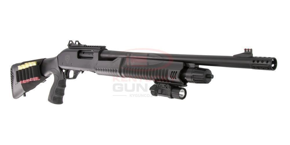 c45ff4ef4a39 Emperor Firearms MPTAC12 12GA Pump 18.5