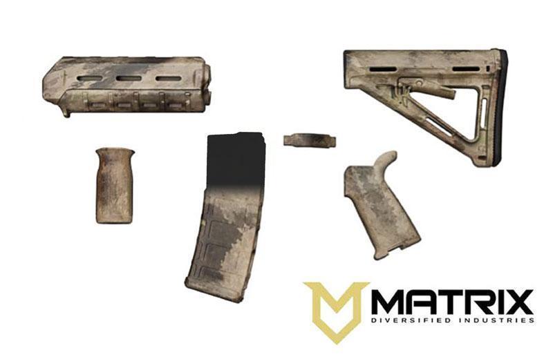 Attractive Matrix DI Bounty Hunter/ High Desert Magpul MOE Rifle Furniture Kit    $99.99 (Free S/H)