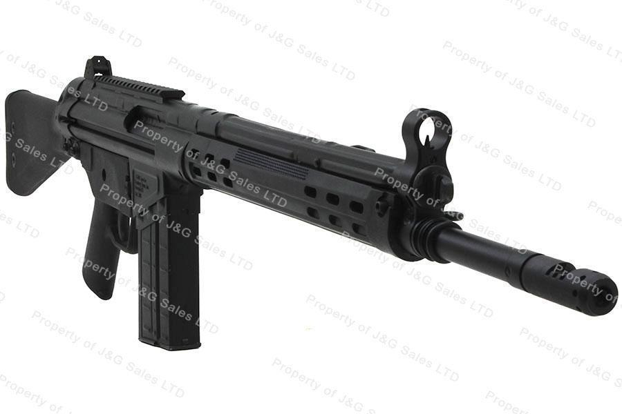 CAI C308 308 Caliber CETME HK G3 Pattern Semi Auto Rifle, with 8 Mags  -  $649 99 (Free 2-Day Shipping over $50)