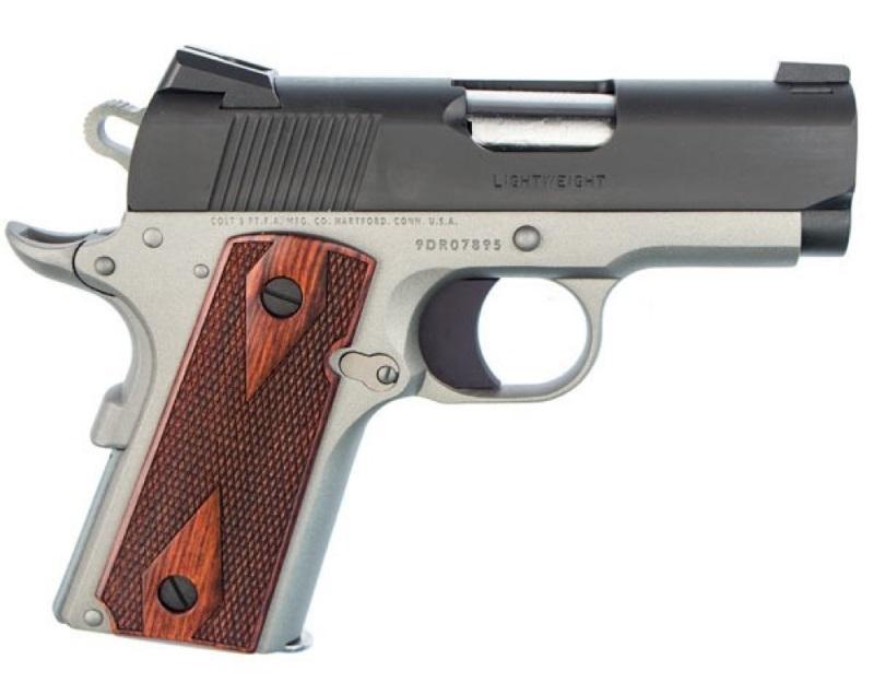 Colt 1911 Defender 9mm 3\