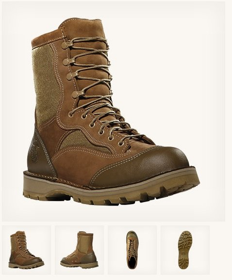 Danner Danner® USMC RAT Hot or Temperature Military Boots Made in ...
