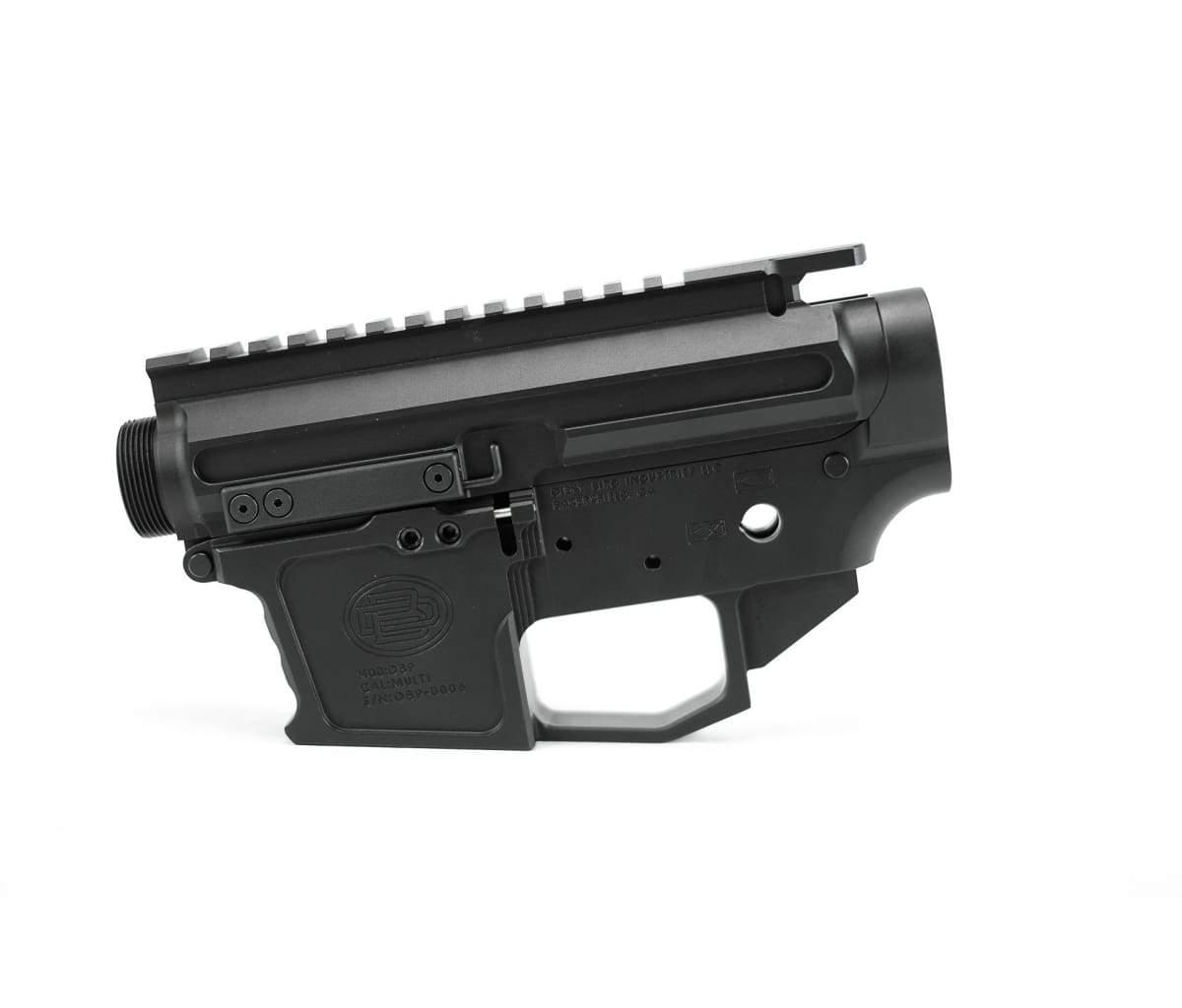 Dirty Bird DB9 9mm / Pistol Caliber Receiver Set Black, FDE, Midnight  Bronze from $278 05