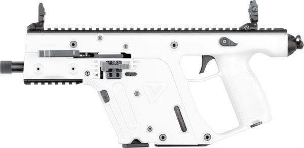 Kriss Vector SDP Pistol G2 Alpine White 40 S&W 5 5″ Threaded from