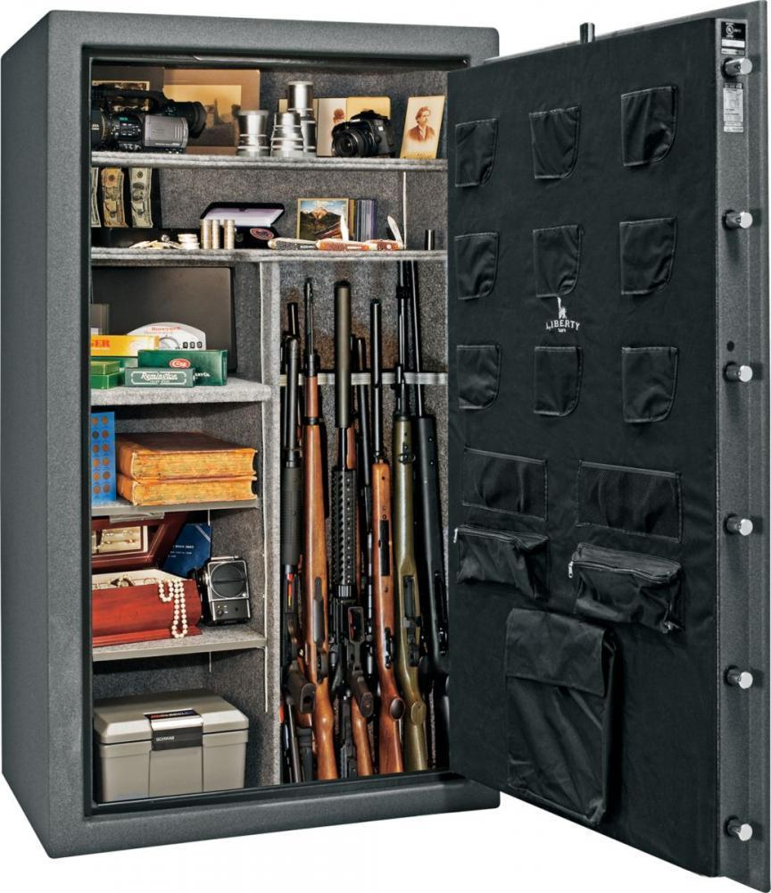 Cabela S Outfitter 50 Safe By Liberty Lifetime Guarantee
