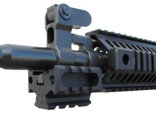 Kley-Zion Bayonet Lug Mount 3 Rail - $19 95