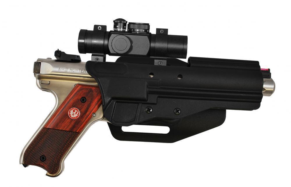BlackDog Buckmark and Ruger MK Series Holster SALE! - $26 99