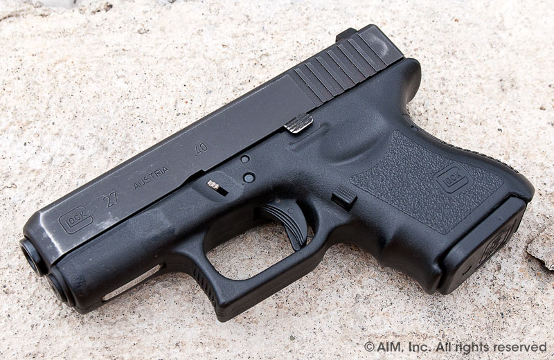 Leo Trade In Glock 27 40cal Handgun 359 95 Gun Deals