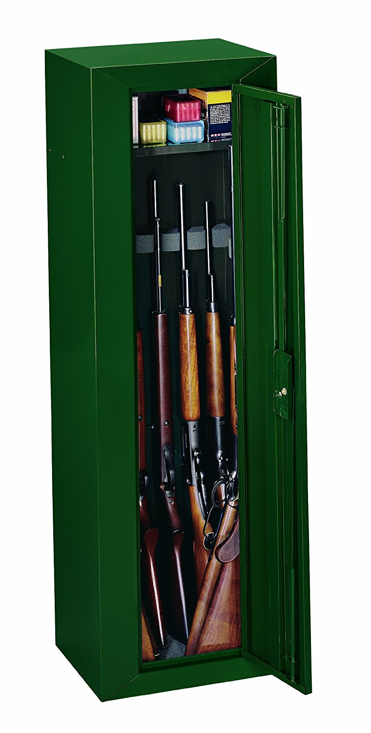 Attrayant Stack On GCG 910 DS Steel 10 Gun Security Cabinet, Green   $98.00 Shipped  (Free S/H No Minimum)