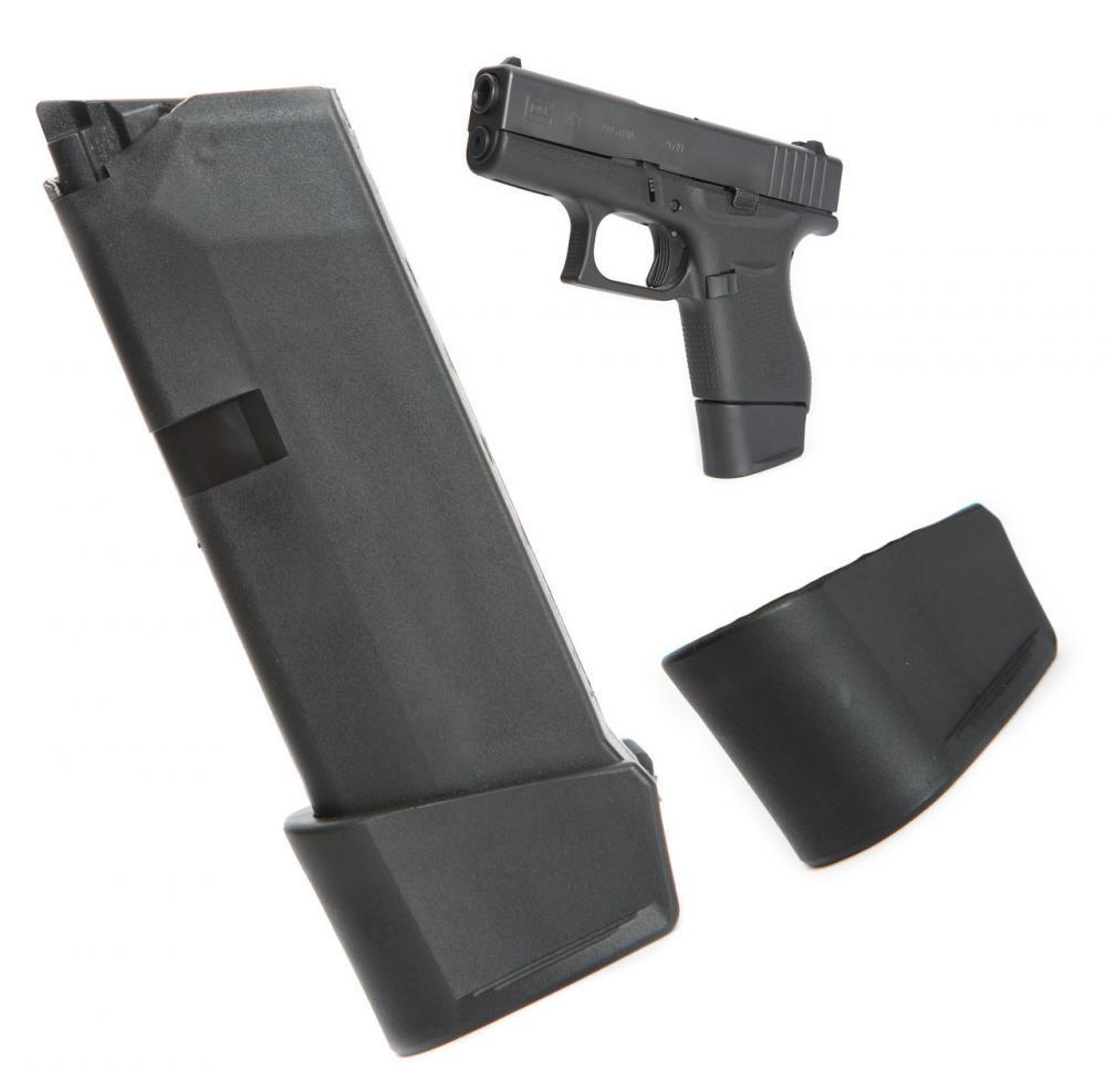 TangoDown Vickers Glock 42 +2 Magazine Extension w/Spring 2/Pack - $10 95