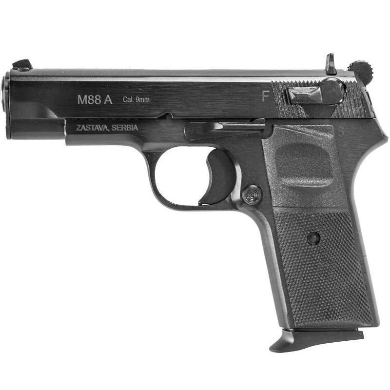 Zastava M88A Compact 9mm Semi-Automatic TT Tokarev Type ...