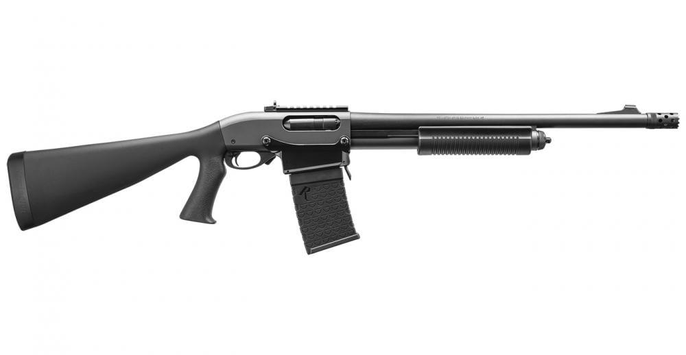 Remington 870 DM Tactical 12 Gauge Pistol Grip Shotgun with 6-Round  Detachable Magazine - $499 99 (Free S/H on Firearms)