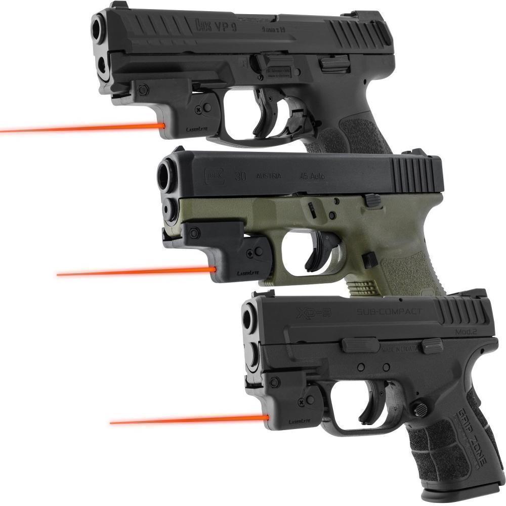 LaserLyte Laser Sight Trainer Universal-Black - $31 04 +
