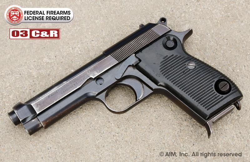 Beretta M1951 9mm Pistol - $299 95
