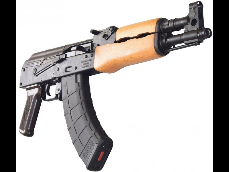 AK-47 Draco Pistol - 7 62x39, 2- 30rd PMAGS, HG1916-N - $499 99
