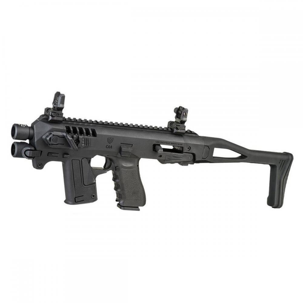CAA Micro RONI Glock Pistol Carbine Conversion Kits BLK/FDE