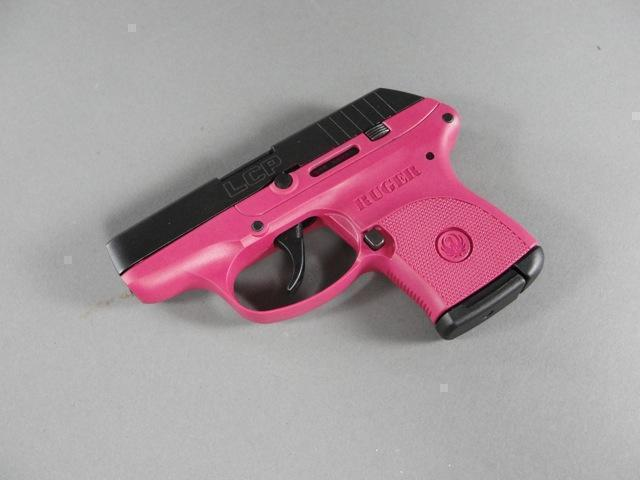 Ruger Lcp 380 Acp Raspberry Frame 24988 Shipped Free Sh On