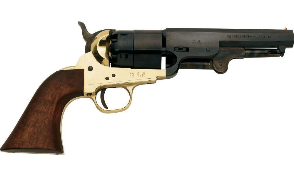 Pietta Model 1851 Confederate Navy  44-Caliber Revolver - $149 99 (Free  2-Day S/H over $50)