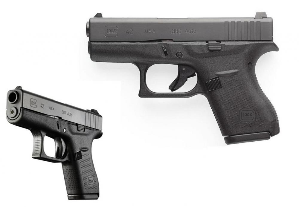 Glock 42 380 Acp 379 99 Gun Deals