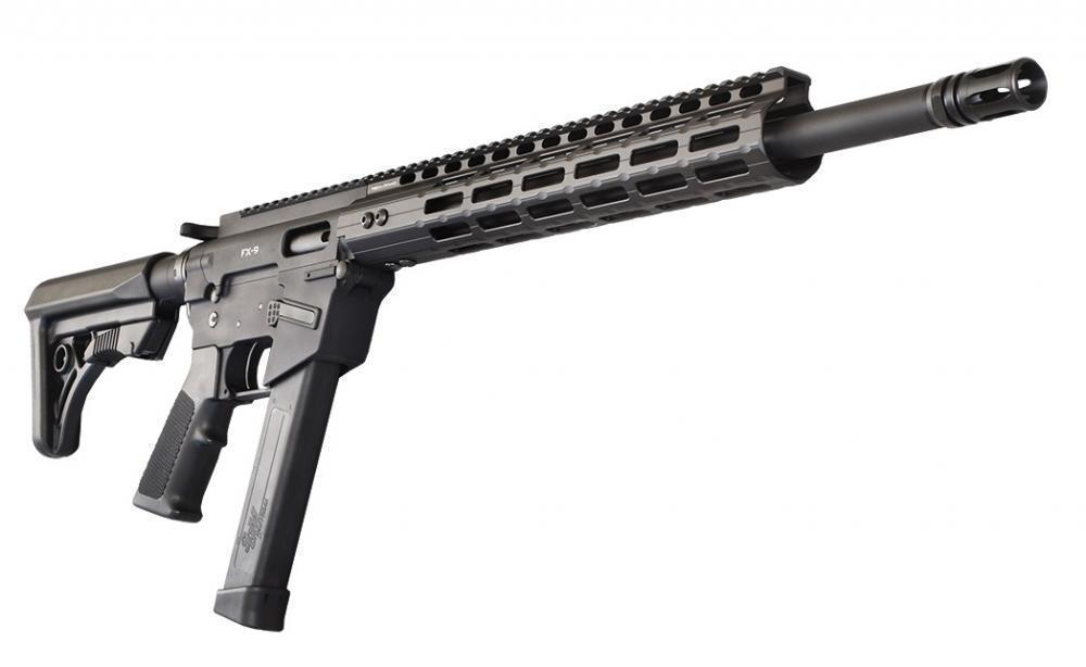 Freedom Ordnance Fx-9 9mm Carbine from $569 - Survivalist Forum