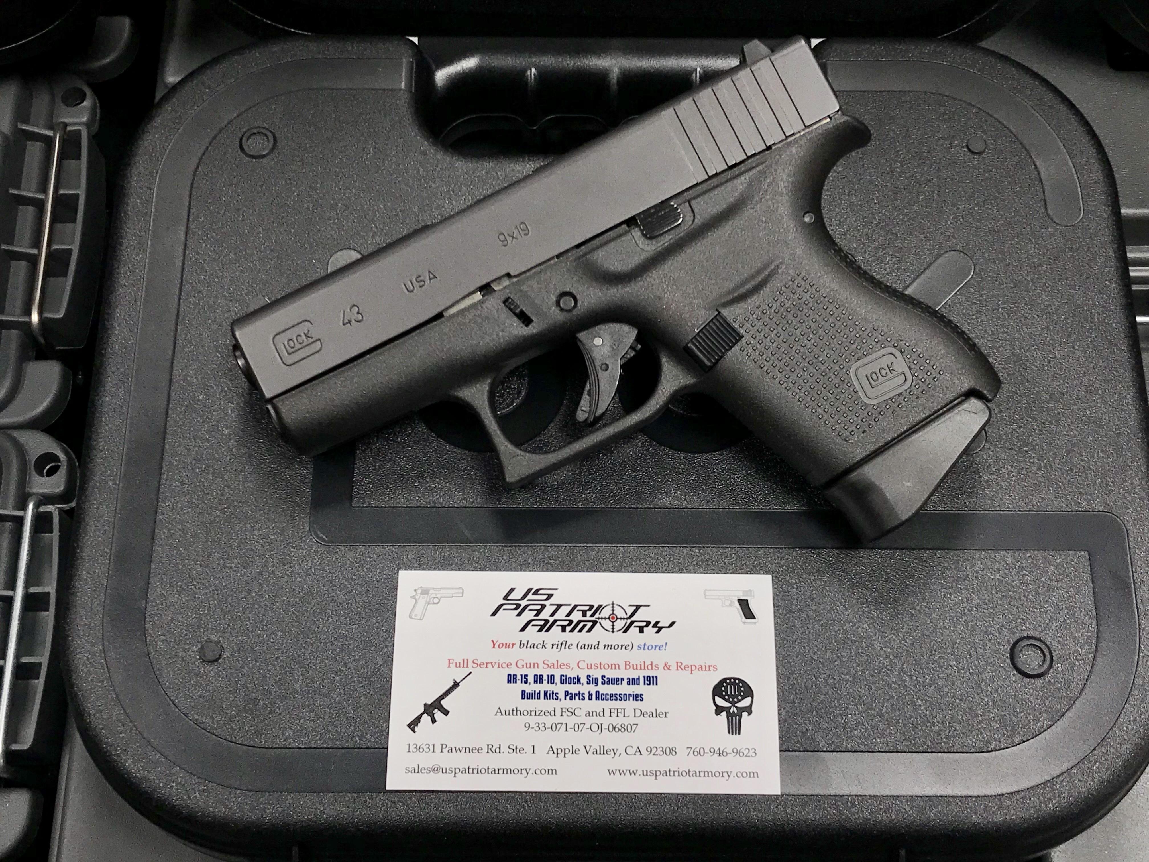 SS80 Glock 43 Build Kit - $535 99