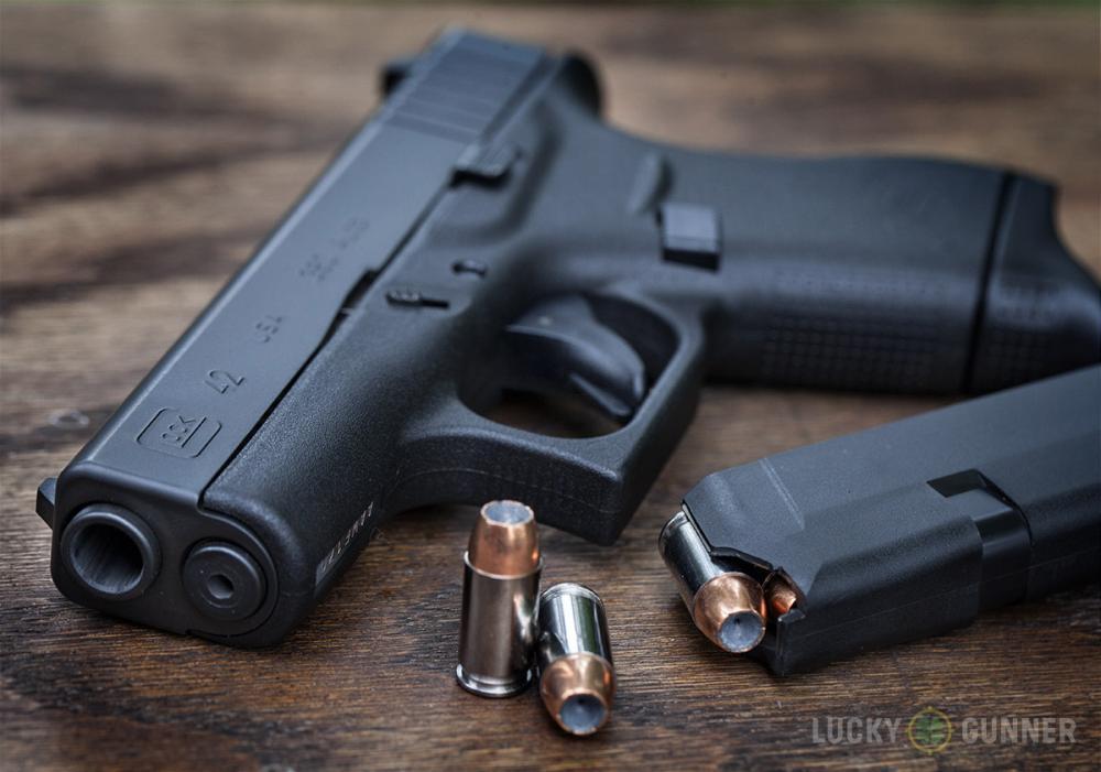 Glock 42 380 Acp 3 25 Barrel 6 1 Rnd 399 99 9 99 S H Gun Deals