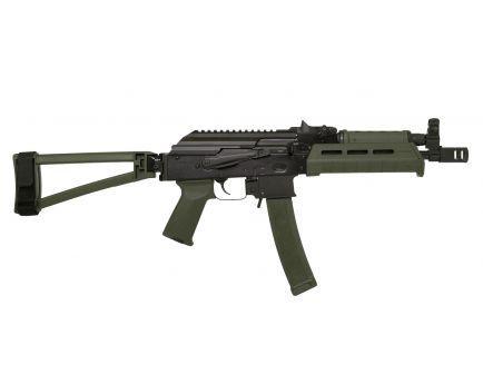 Palmetto State Armory AK-V MOE Triangle Folding Pistol ODG 9 mm 5165450169