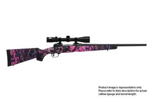 Savage Arms 11 Trophy Hunter XP Youth Muddy Girl Camo 243 22206