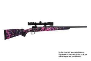 Savage Arms 11 Trophy Hunter XP Youth Muddy Girl Camo 308 22208