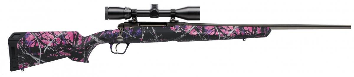 Savage Arms Axis XP Camo Compact 223 Rem 57271