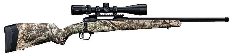 Savage Arms 110 Apex Predator XP 204 Ruger 011356573582