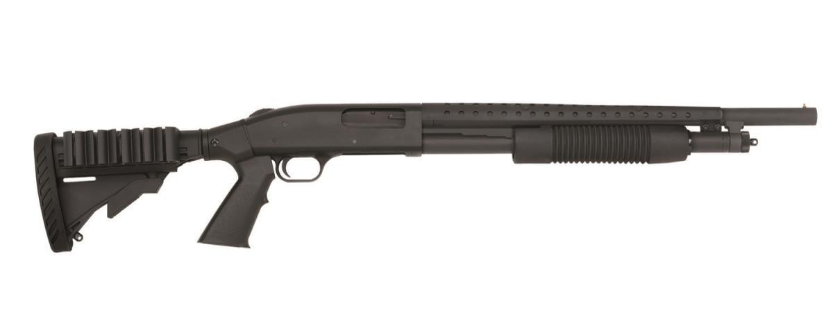 Mossberg 500 Tactical Persuader 12 Gauge 52440