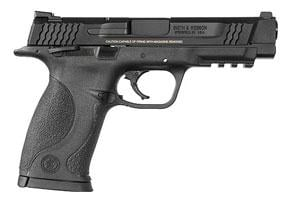 Smith & Wesson M&P Military Police Full Size Thumb Sfty Model 45ACP 109106