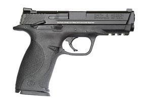 Smith & Wesson M&P Military Police Full Size Thumb Sfty Model 40SW 206300