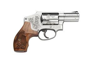 Smith & Wesson Model 640 - Machine Engraved 357 150784