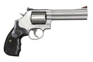 Smith & Wesson Model 686 PLUS - Distinguished Combat Magnum 357 150854