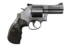 Smith & Wesson Model 686 PLUS - Distinguished Combat Magnum 357 022188145175