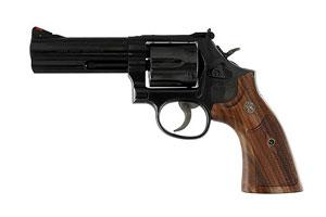 Smith & Wesson Model 586 Distinguished Combat Magnum 357 150909