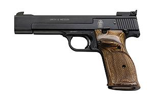 Smith & Wesson Model 41 22LR 130511