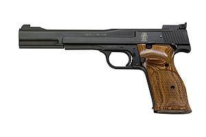 Smith & Wesson Model 41 22LR 130512